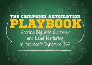 The campaign automation playbook ebook image