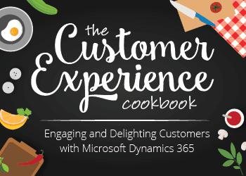 The customer experience cookbook ebook image