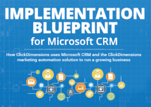 microsoft CRM implementation blueprint ebook image