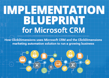Marketing automation library clickdimensions microsoft crm implementation blueprint ebook the marketing malvernweather Choice Image