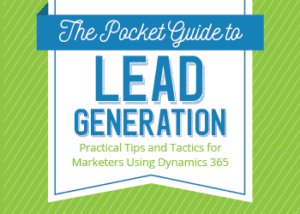 The lead generation pocket guide ebook image