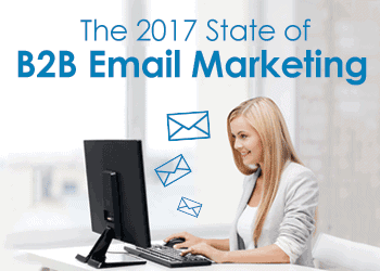 The 2017 state of B2B email marketing image
