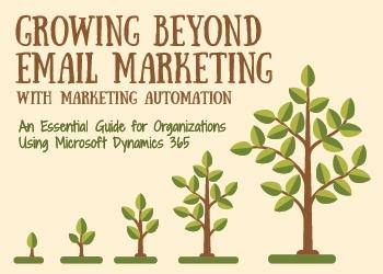 growing beyond email marketing ebook image