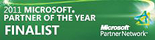 2011 Microsoft Partner of the Year Finalist