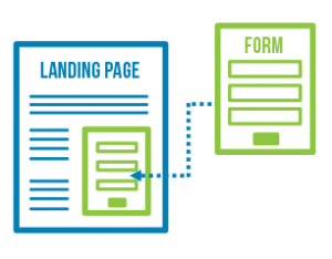 Add forms to your pages